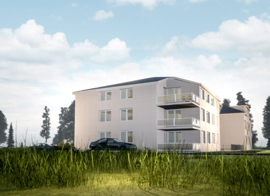 infoScout Neubau Projekt Ittersbach